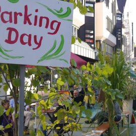 Der PARKing Day 2019 findet erstmals am Böblinger Postplatz statt